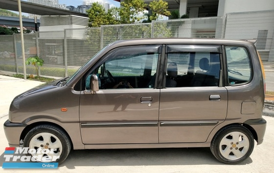 2003 PERODUA KENARI 1.0 (A) EZI FACELIFT POWER STEERING WELL MAINTAIN ADA AIR COND RUNNING CONDITION