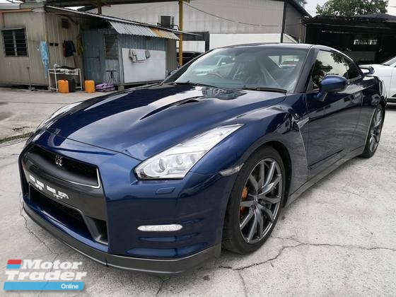 2014 NISSAN GT-R GT-R BLACK EDITION Recaro Seats FACELIFT UNREG 14