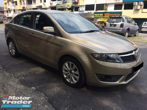 2012 PROTON PREVE 1.6L CVT (A) TURBO  BLIS CAN LOAN