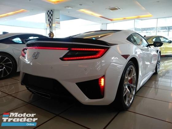 2017 HONDA NSX 3.5 V6 COUPE UNREG