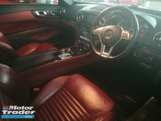 2014 MERCEDES-BENZ SL-CLASS Merz SL 350 AMG Sports Convertible Hard Top