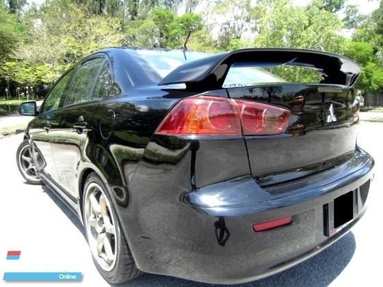 2008 MITSUBISHI LANCER 2.0 GT HOT DEAL [BELOW MARKET]