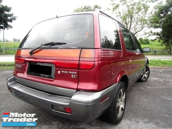 1996 MITSUBISHI SPACE WAGON 2.0 GLXI (A) GOOD CONDITION