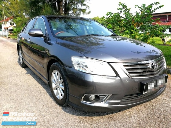 2011 TOYOTA CAMRY 2.0G (A)*1ST OWNER*NICE CONDITIONS*ACCIDENT FREE*