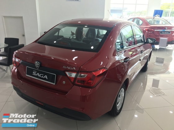 2018 PROTON SAGA CAN FULL LOAN.CRRIS CAN SETTLE