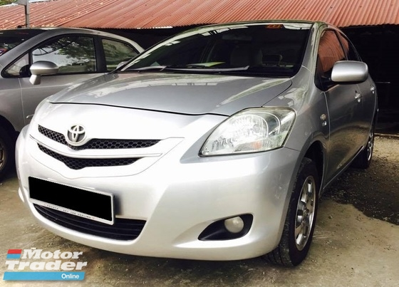 2007 TOYOTA VIOS 1.5E (AT) New Model