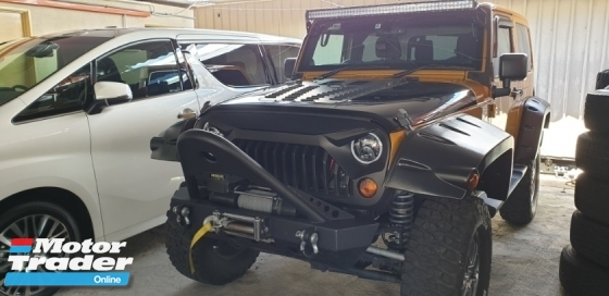 2014 JEEP WRANGLER 3.6 UNLIMITED SAHARA