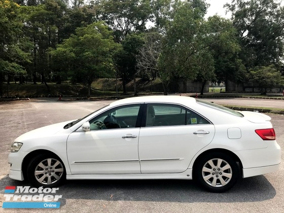 2008 TOYOTA CAMRY 2.0G AUTO POWER SEAT LEATHER 1 OWNER