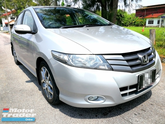 2011 HONDA CITY 1.5E (A) ONE CAREFUL OWNER ACCIDENT FREE TIPTOP CONDITIONS
