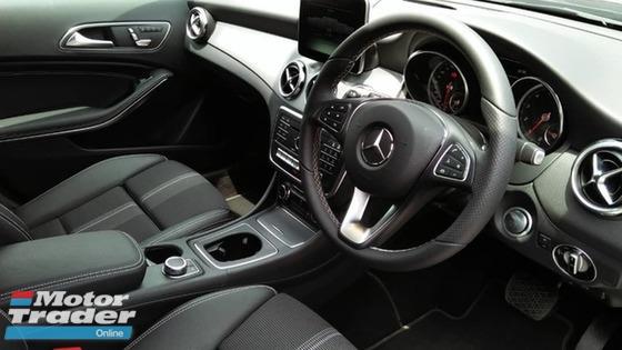 2018 MERCEDES-BENZ GLA 200 1.6 NEW FACELIFT MODEL REG AUGUST 2018 LUCKY DRAW CAR