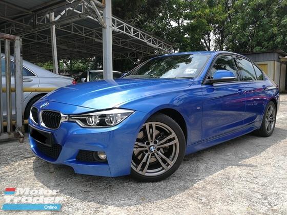 2015 BMW 3 SERIES 330I LCI MILEAGE 36K KM