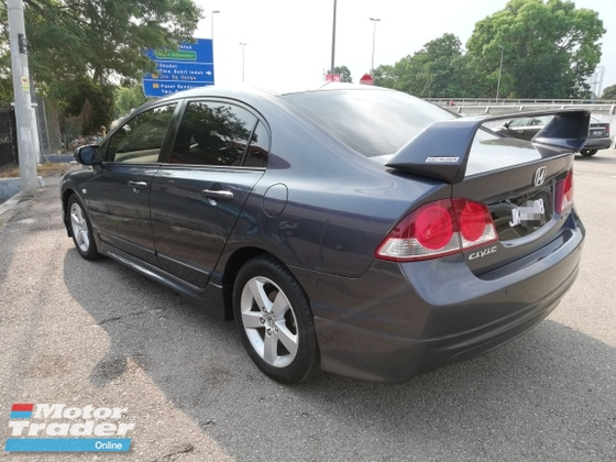 2007 HONDA CIVIC 1.8S-L