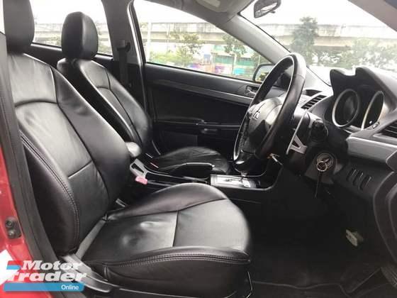 2011 MITSUBISHI LANCER GT LEATHER SEAT VERY NICE CAR FULL LOAN