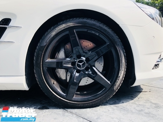 2015 MERCEDES-BENZ SL 400 AMG LINE 3.0 V6 TWIN TURBOCHARGED