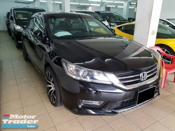 2014 HONDA ACCORD 2.0 VTI L