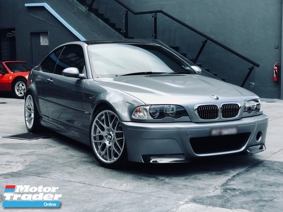 2004 BMW M3 CSL 3.2 LIMITED EDITION