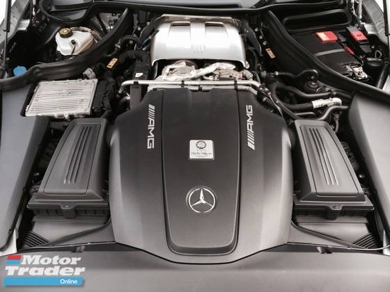 2015 MERCEDES-BENZ GTS AMG GT S\' 4.0 BITURBO V8