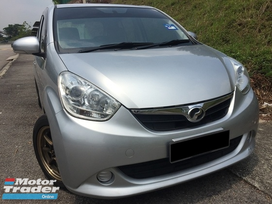 2012 PERODUA MYVI PERODUA MYVI  1.3 (M) CARKING ORIGINAL TIPTOP CONDITION