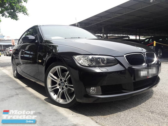 2010 BMW 3 SERIES 320i COUPE E92 SPORT