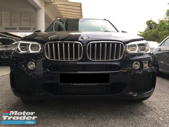 2017 BMW X5 BMW X5 xDrive40e M SPORT with 5 Years Warranty and Free Service