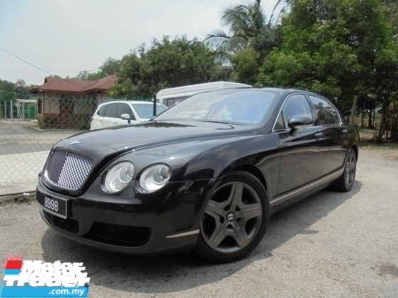 2005 BENTLEY CONTINENTAL 6.0 W12 Twin-Turbo Luxury LikeNEW Reg.2011