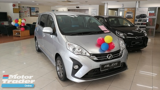 2018 PERODUA ALZA 1.5 Auto S/SE/advance  Limited Stock