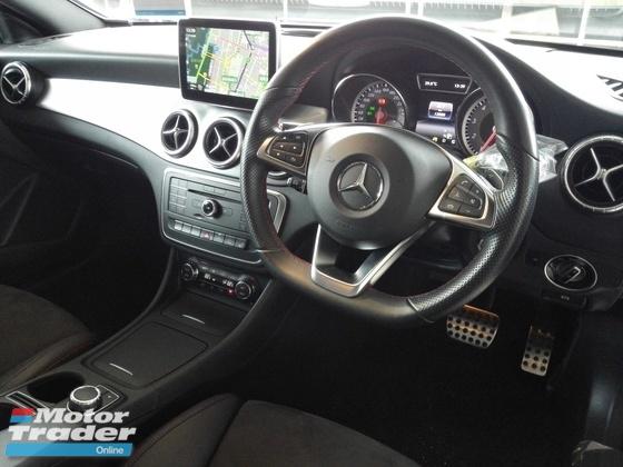 2016 MERCEDES-BENZ CLA 180 AMG (NEW CAR CONDITION)