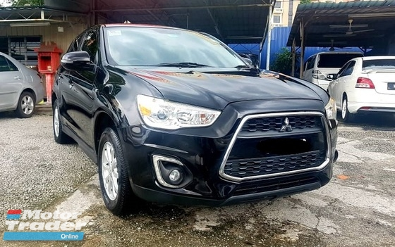 2015 MITSUBISHI ASX 2.0 (A) One Caferul Owner