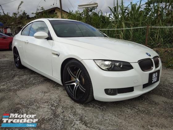 2007 BMW M COUPE E 92  2.5
