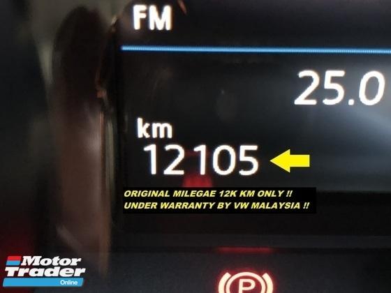 2018 VOLKSWAGEN PASSAT 1.8 COMFORT PLUS SHOWROOM DEMO CAR ORIGINAL 12K KM MILEAGE ONLY UNDER WARRANTY BY VW MALAYSIA