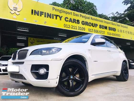 2010 BMW X6 X DRIVE 35I DIRECT OWNER SELL CHEAPER PLS CALL FOR VIEWING