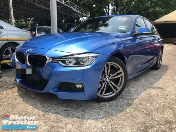 2015 BMW 3 SERIES 330I M-SPORT mile 34k km