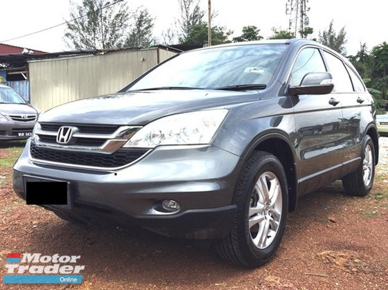 2011 HONDA CR-V 2.0 iVTEC (AT) ORIGINAL SUPERB CONDITION *NO SST*