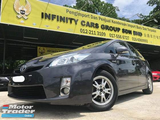 2012 TOYOTA PRIUS LUXURY SPEC BATTERY 5 YEARS BATTERY WARRANTY BY TOYOTA BUY WITH NO WORRIES