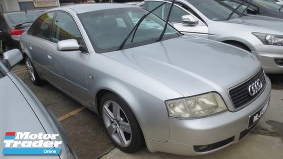 2003 AUDI A6 1.8TURBO