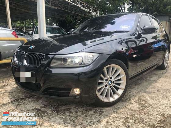 2009 BMW 3 SERIES 323I local 09