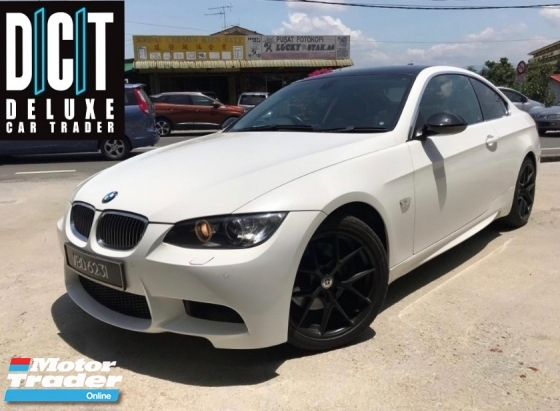 2010 BMW 3 SERIES 325I M-SPORT HIGH SPEC LUXURY FULL SPEC TIPTOP CONDITION LOW MILEAGE ONE OWNER LIKE CAR KING CAR