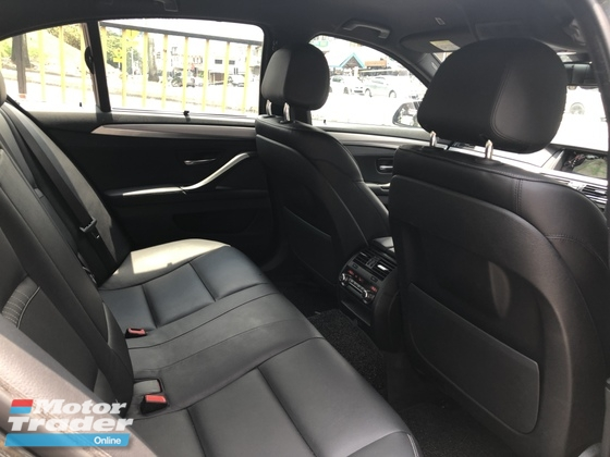 2016 BMW 5 SERIES 520I m sport LCI 5 yrs warranty