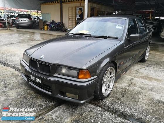 1994 BMW 3 SERIES 325I M-SPORT