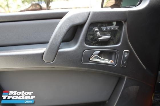 2014 MERCEDES-BENZ G-CLASS G350 TURBO 7G BlueTEC 4WD (A)