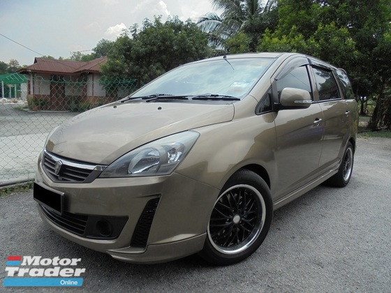 2014 PROTON EXORA 1.6 Bold CFE Turbo TipTOP Condition LikeNEW