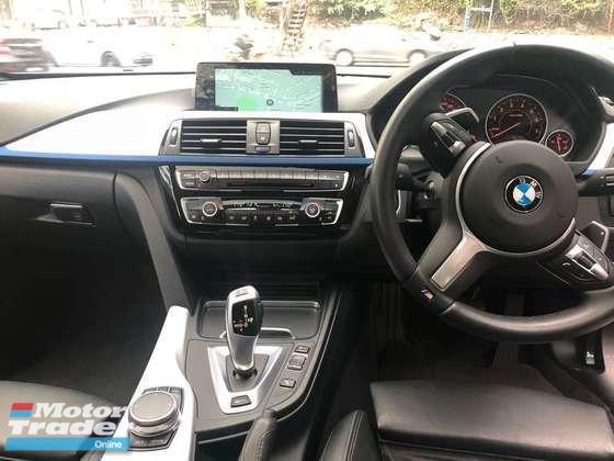 2017 BMW 3 SERIES 330e m sport local 17 mile 12k km