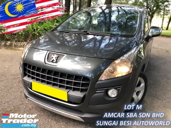 2015 PEUGEOT 3008 1.6 THP (A) PANORAMIC FACELIFT FULL SERVICE