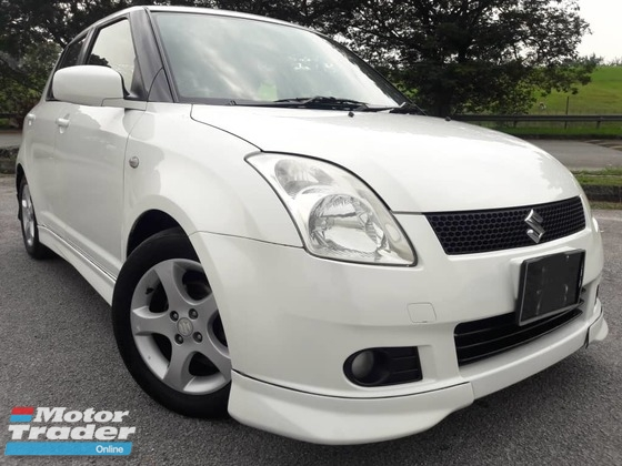 2006 SUZUKI SWIFT 1.5 AUTO CARKING GOOD CONDITION PROMOTION (ONE DAY APPROVAL T & C APPLY)