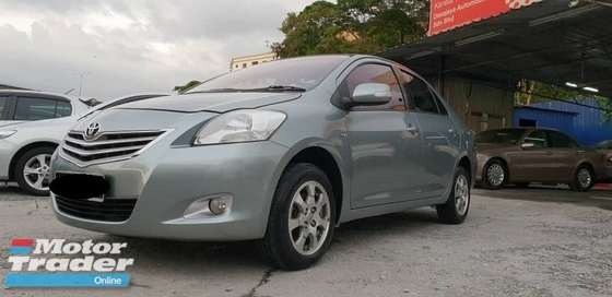 2013 TOYOTA VIOS 1.5 (A) Full Service Toyota, New Facelift