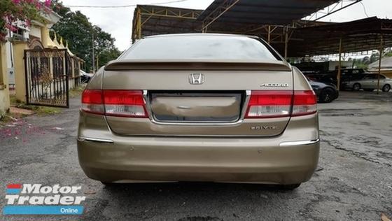 2006 HONDA ACCORD 2.0 VTI-L