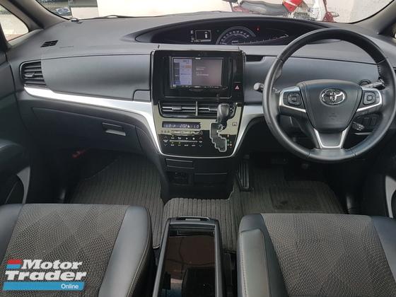 2017 TOYOTA ESTIMA 2017 Toyota Estima 2.4 Aeras Premium Unregister for sale