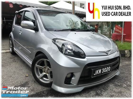 2007 PERODUA MYVI 1.3 AT SE SPEC 1 MALAY TEACHER OWNER