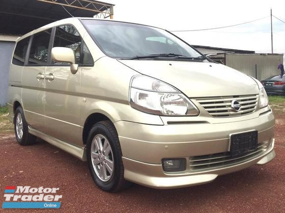 2010 NISSAN SERENA 2.0L HIGHWAY STAR (AT) LEATHER SEAT REVERSE CAMERA *NO SST*