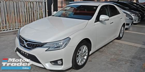 2013 TOYOTA MARK X 250G 2.5 NEW FACELIFT